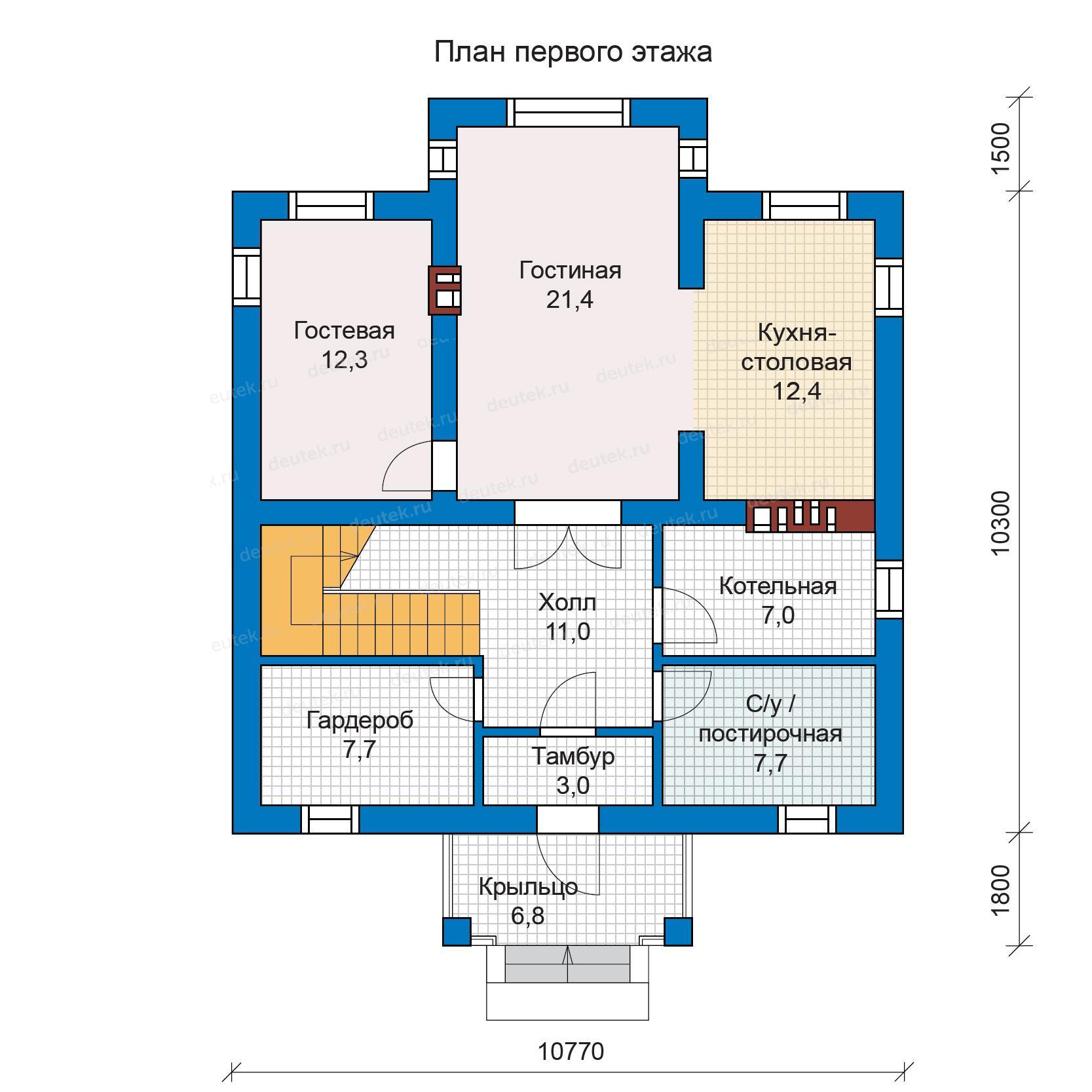 деревня Гордеевском монолитный дом 8х8 двухэтажный планировка с оделкой цены (шкафы) автоматики