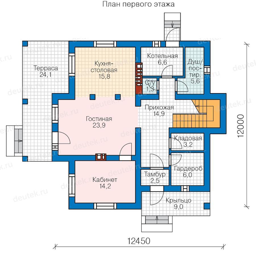 ОСО ЭЛЕКТРОТЕХНИЧЕСКИЙ проект коттеджа с 4 спальнями на втором этаже собраны фильмы