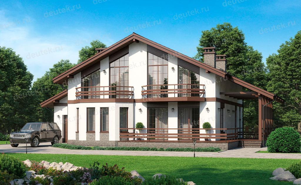 Строительство домов из кирпича под ключ  цены на